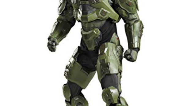 Horror-Shop Halo Master Chief Deluxe Deluxe Adult Costume per Adulti XL